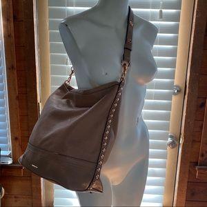 Rebecca Minkoff Tan leather Blythe Hobo Handbag